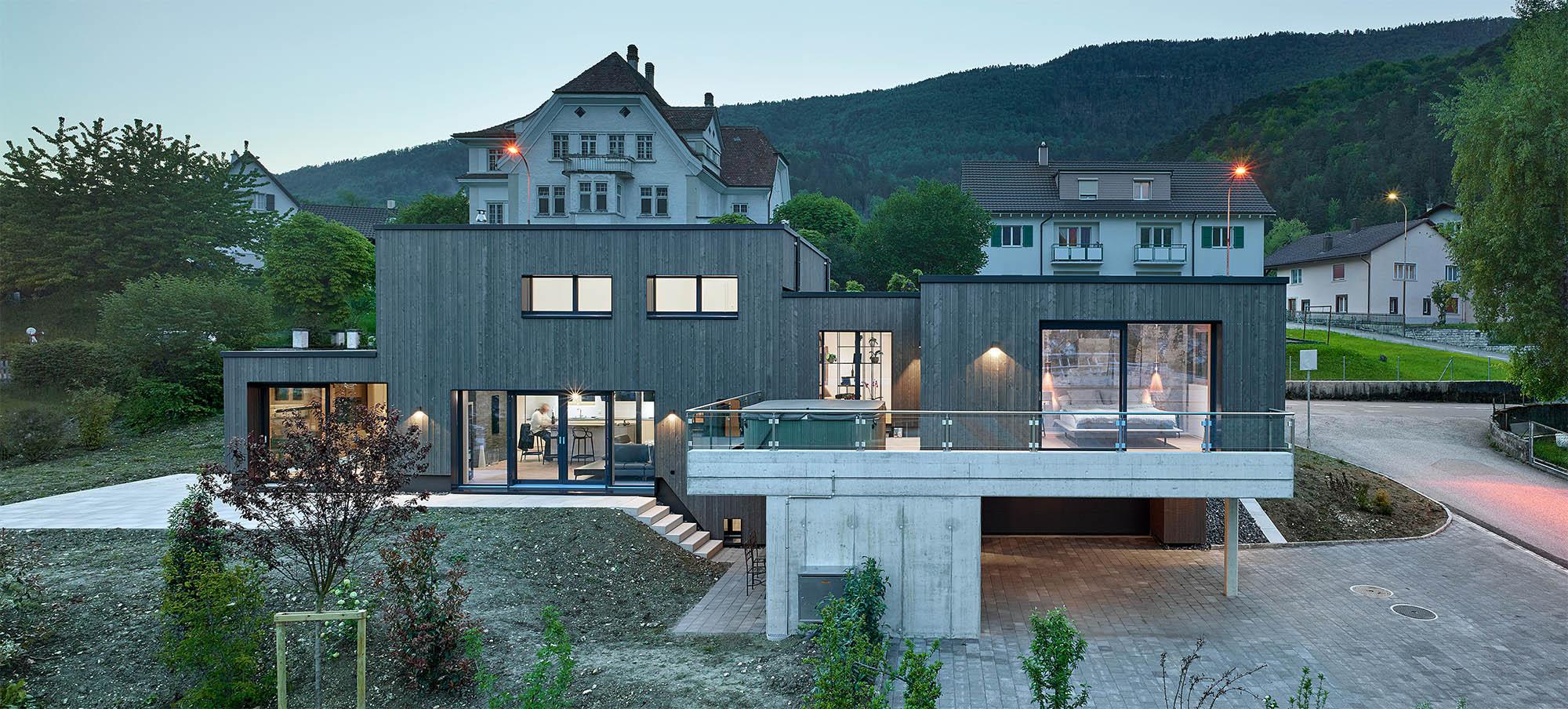 RP architecture - Accueil